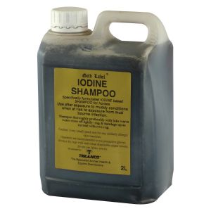 Gold Label Iodine Shampoo 2L