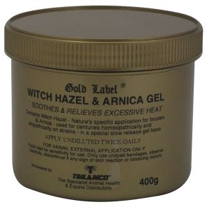 Gold Label Witch Hazel & Arnica Gel