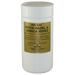 Gold Label Witch Hazel & Arnica Wipes