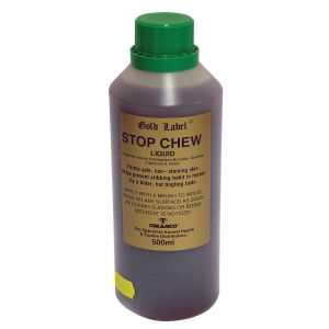 Gold Label Stop Chew Liquid 500ml