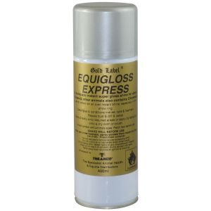 Gold Label Equigloss Express 400ml