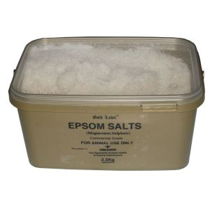 Gold Label Epsom Salts 2.5kg