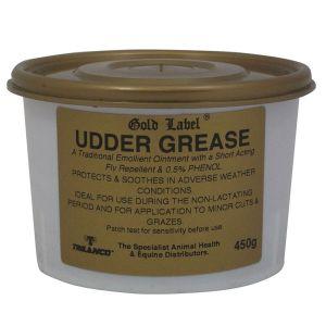 Gold Label Udder Grease 450gm