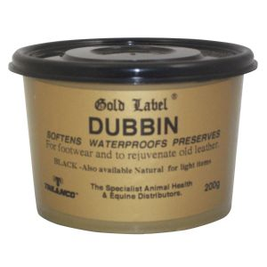Gold Label Black Dubbin
