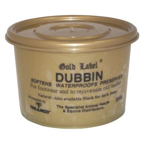 Gold Label Natural Dubbin