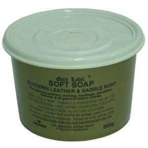 Gold Label Soft Soap 500gm