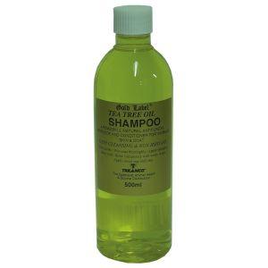 Gold Label Stock Shampoo Tea Tree Oil