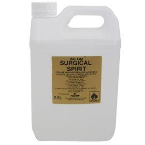 Gold Label Surgical Spirit 2.5L