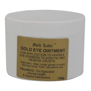 Gold Label Gold Eye Ointment 100gm