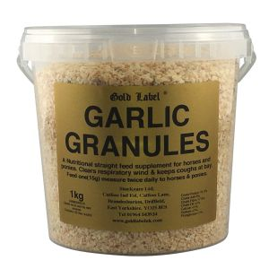 Gold Label Garlic Granules 1Kg