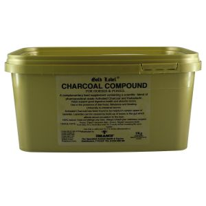 Gold Label Charcoal Compound 1Kg