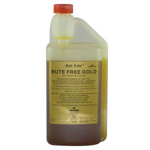 Gold Label Bute Free Gold 1L