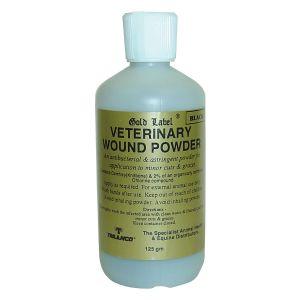 Gold Label Veterinary Wound Powder Black 125gm