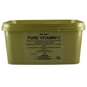 Gold Label Pure Vitamin C 1Kg