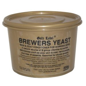 Gold Label Canine Brewers Yeast - 300gm