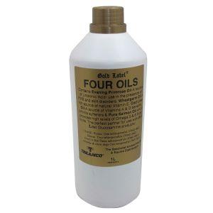 Gold Label Four Oils