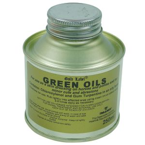 Gold Label Green Oils Liquid 250ml