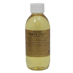 Gold Label Canine Three Oils - 250ml