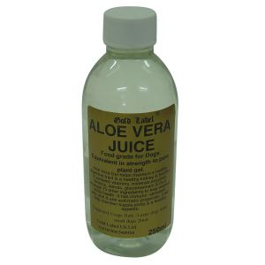 Gold Label Canine Aloe Vera Juice - 250ml