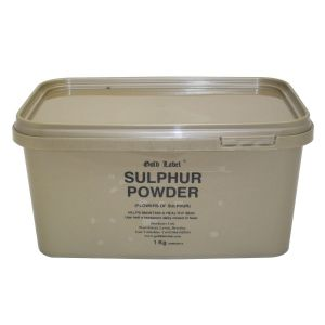 Gold Label Sulphur Powder 1Kg