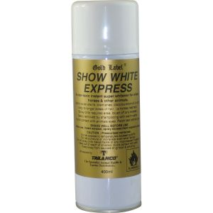 Gold Label Show White Express 400ml
