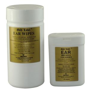 Gold Label Ear Wipes
