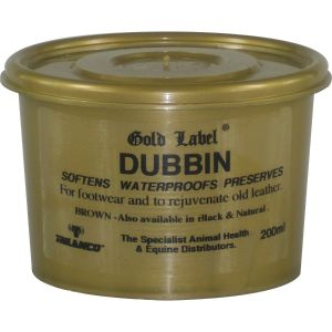 Gold Label Brown Dubbin