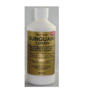 Gold Label Sun Guard Lotion 500ml