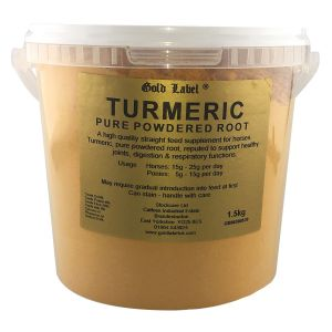 Gold Label Turmeric 1.5Kg