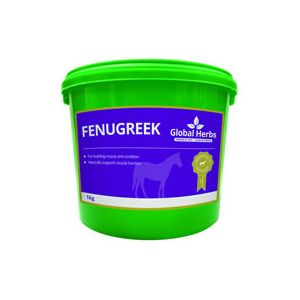 Global Herbs Fenugreek - 1kg