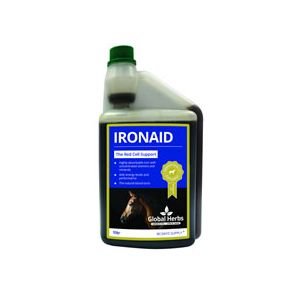Global Herbs IronAid - 1L