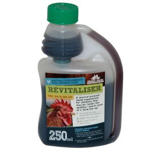 Global Herbs Poultry Revitaliser - 250ml
