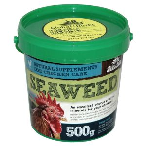 Global Herbs Poultry Seaweed - 500gm