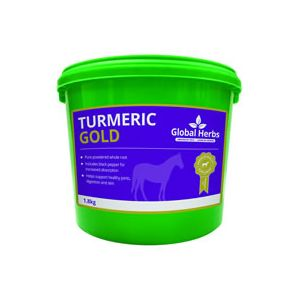 Global Herbs Turmeric Gold - 1.8kg