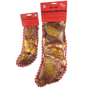 Gold Label Christmas Stocking Equine