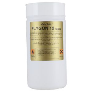 Gold Label Flygon 12 Wipes - 100 Pack