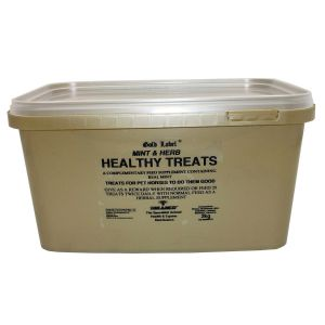 Gold Label Herbal Healthy Treats Mint/Herb - 2kg