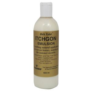 Gold Label Itchgon Emulsion - 500ml