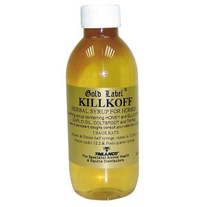 Gold Label Killkoff Herbal Syrup
