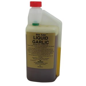 Gold Label Liquid Garlic - 5L