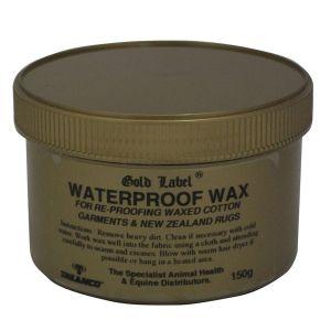 Gold Label Waterproof Wax