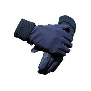 Dublin Good Hands Waterproof Polar Fleece Riding Gloves