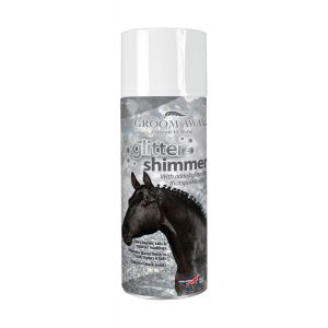 Groom Away Glitter Shimmer Spray - 400ml