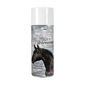 Groom Away Glitter Shimmer Spray - 400ml