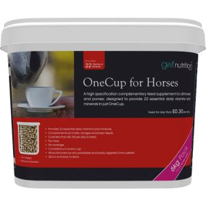 GWF OneCup for Horses