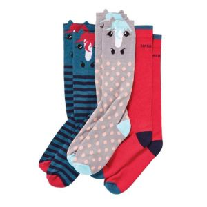 Harry Hall Novelty Junior Pony Socks