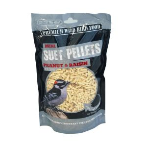 Suet To Go Suet Pellets Extra Peanut & Raisin