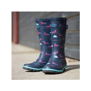 Harry Hall Hale Wellingtons - Childrens