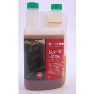 Hilton Herbs Senior Horse Gold - 1ltr
