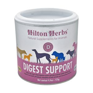 Hilton Herbs Digest Support - 125gm